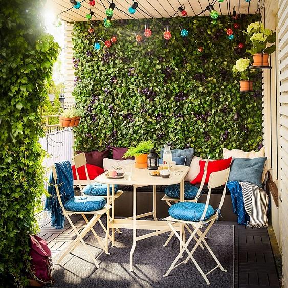 20 Inspiring Small Balcony Garden Ideas