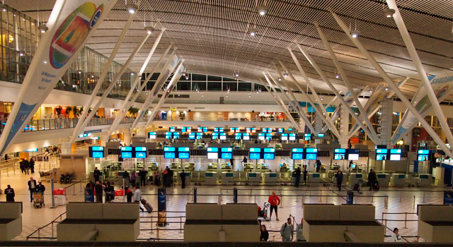 The 20 Most Beautiful Airports in the World
