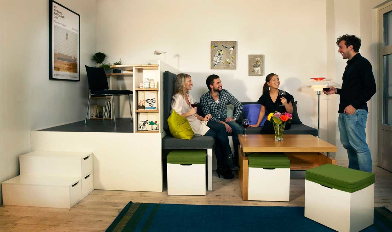 20 Awesome Furniture Ideas for Small Apartments